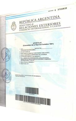 Abc Apostilla Apostille De La Haya Argentina Ministerio De Relaciones Exteriores Y Del Interior